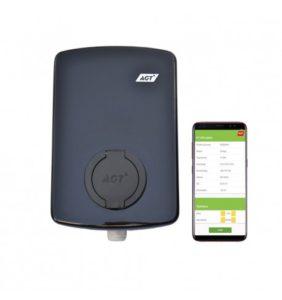 agt-home-basic-pro-wifi-falra-szerelheto-elektromos-auto-toltoallomas